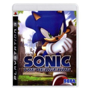 Jogo Sonic The Hedgehog - PS3