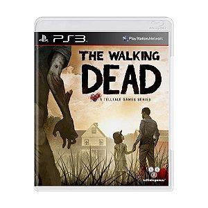 Jogo The Walking Dead - PS3