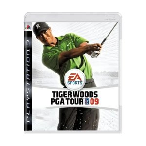 Jogo Tiger Woods PGA Tour 09 - PS3
