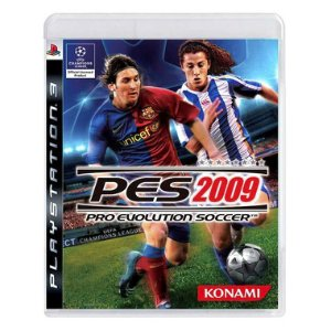 Jogo Pro Evolution Soccer 2009 (PES 09) - PS3