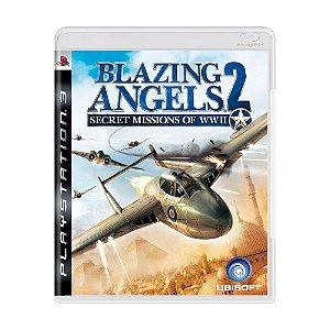 Jogo Blazing Angels 2: Secret Missions of WWII - PS3