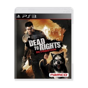 Jogo Dead To Rights: Retribution - PS3