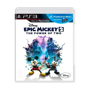 Jogo Epic Mickey 2: The Power of Two - PS3