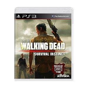 Jogo The Walking Dead: Survival Instinct - PS3