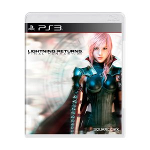 Jogo Final Fantasy XIII: Lightning Returns - PS3