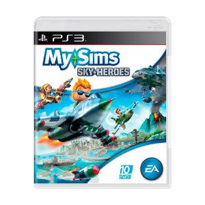 Jogo MySims SkyHeroes - PS3
