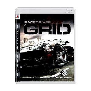 Jogo Grid - PS3