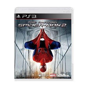 Jogo The Amazing Spider-Man 2 - PS3