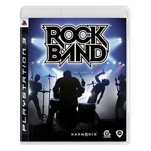 Jogo Rock Band - PS3