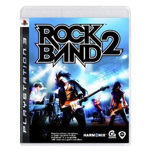 Jogo Rock Band 2 - PS3