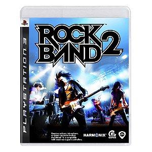 Jogo Rock Band 2 - PS3