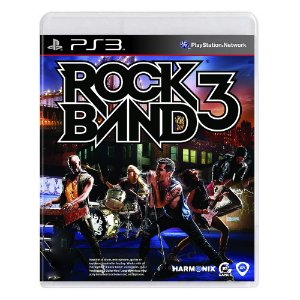 Jogo Rock Band 3 - PS3