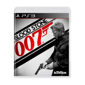 Jogo 007 Blood Stone - PS3