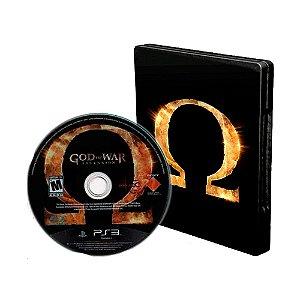Jogo God of War: Ascension (SteelCase) - PS3