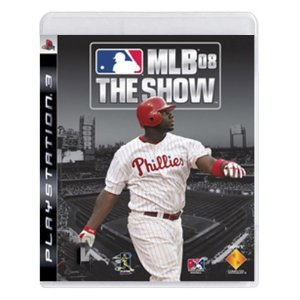 Jogo MLB 08 The Show - PS3