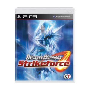 Jogo Dynasty Warriors: Strikeforce - PS3