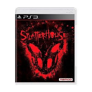 Jogo Splatterhouse - PS3