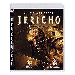 Jogo Clive Barker's Jericho - PS3