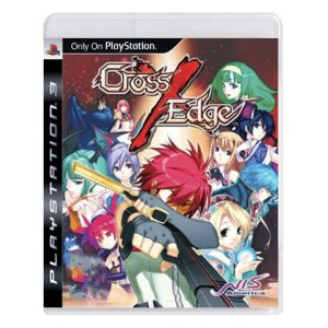 Jogo Cross Edge - PS3