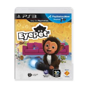Jogo EyePet - PS3