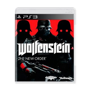 Jogo Wolfenstein: The New Order - PS3