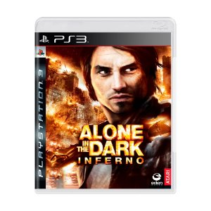 Jogo Alone in the Dark: Inferno - PS3