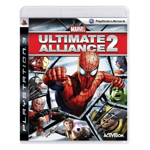 Jogo Ultimate Alliance 2 - PS3