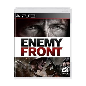 Jogo Enemy Front - PS3