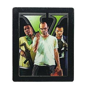 Jogo Grand Theft Auto V (SteelCase) - PS3