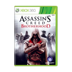 Jogo Assassin's Creed Brotherhood - Xbox 360
