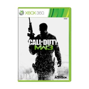 Jogo Call of Duty: Modern Warfare 3 (MW3) - Xbox 360