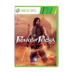 Jogo Prince of Persia The Forgotten Sands - Xbox 360