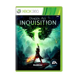 Jogo Dragon Age Inquisition - Xbox 360