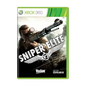 Jogo Sniper Elite V2 - Xbox 360