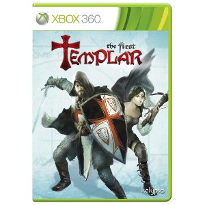 Jogo The First Templar - Xbox 360