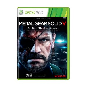 Jogo Metal Gear Solid V: Ground Zeroes - Xbox 360