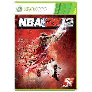 Jogo NBA 2K12 - Xbox 360
