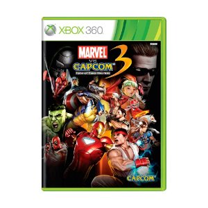Jogo Marvel Vs. Capcom 3: Fate of Two Worlds - Xbox 360