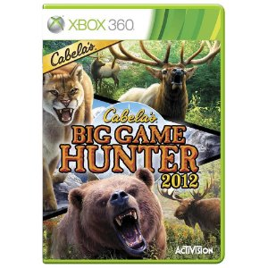 Jogo Cabela's Big Game Hunter 2012 - Xbox 360