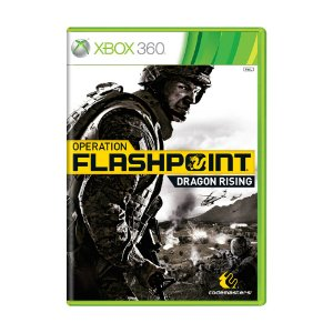 Jogo Operation Flashpoint: Dragon Rising - Xbox 360