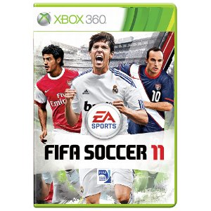 Jogo FIFA Soccer 11 - Xbox 360