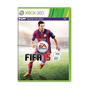 Jogo FIFA 2015 (Fifa 15) - Xbox 360
