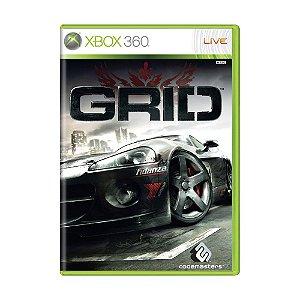Jogo Grid - Xbox 360