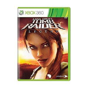 Jogo Tomb Raider: Legend - Xbox 360