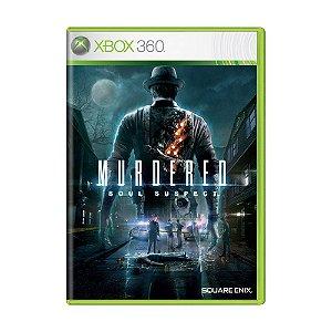 Jogo Murdered: Soul Suspect - Xbox 360