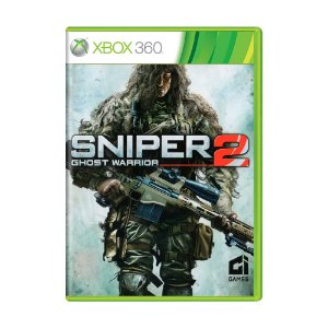 Jogo Sniper Ghost Warrior 2 - Xbox 360