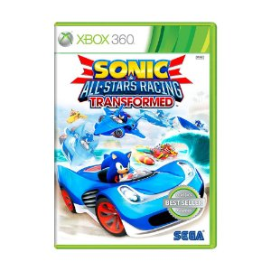 Jogo Sonic & All-Stars Racing: Transformed - Xbox 360