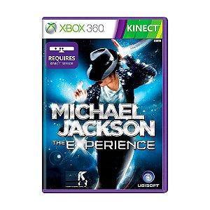 Jogo Michael Jackson: The Experience - Xbox 360