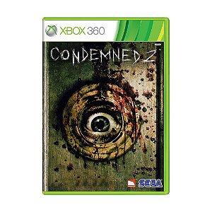 Jogo Condemned 2: Bloodshot - Xbox 360