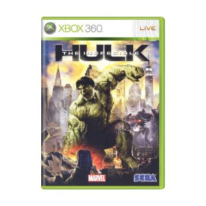 Jogo The Incredible Hulk - Xbox 360